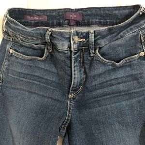 NYDJ Stretch denim size 2